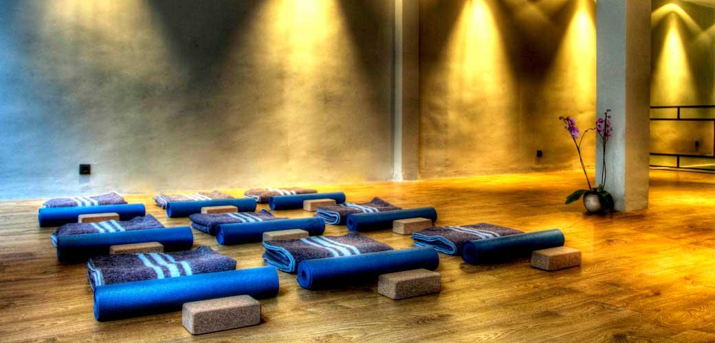 yoga en madrid centro