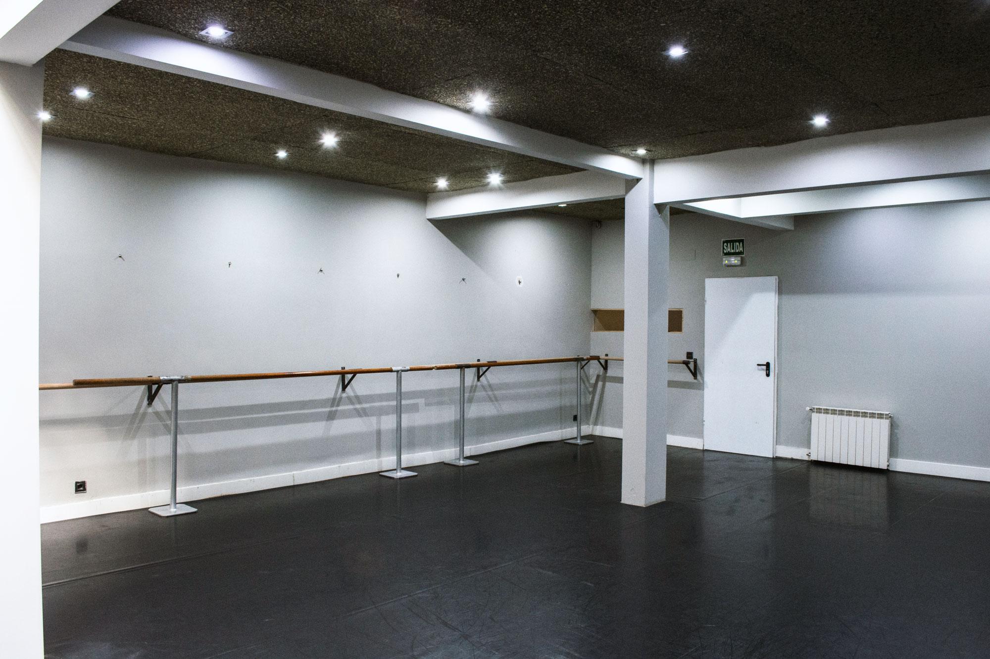 Sala 2 - El Patio