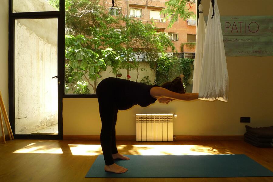 Pilates para embarazadas en Madrid